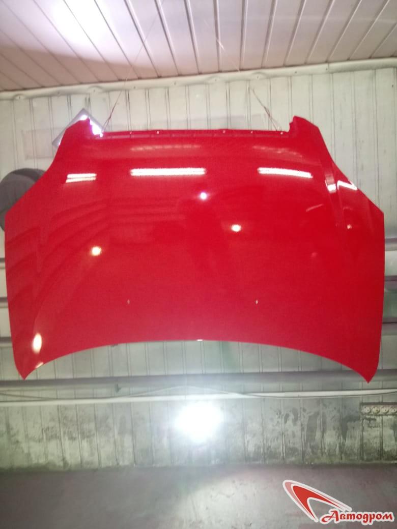 Кузовной ремонт Chevrolet Aveo в Новозыбкове